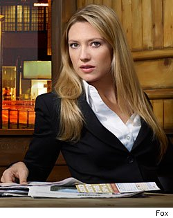 'Fringe' star Anna Torv