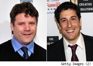 Sean Astin, Jason Biggs