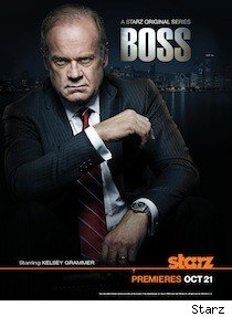 EXCLUSIVE: Starz Sets Premiere Date for Kelsey Grammer Drama 'Boss'