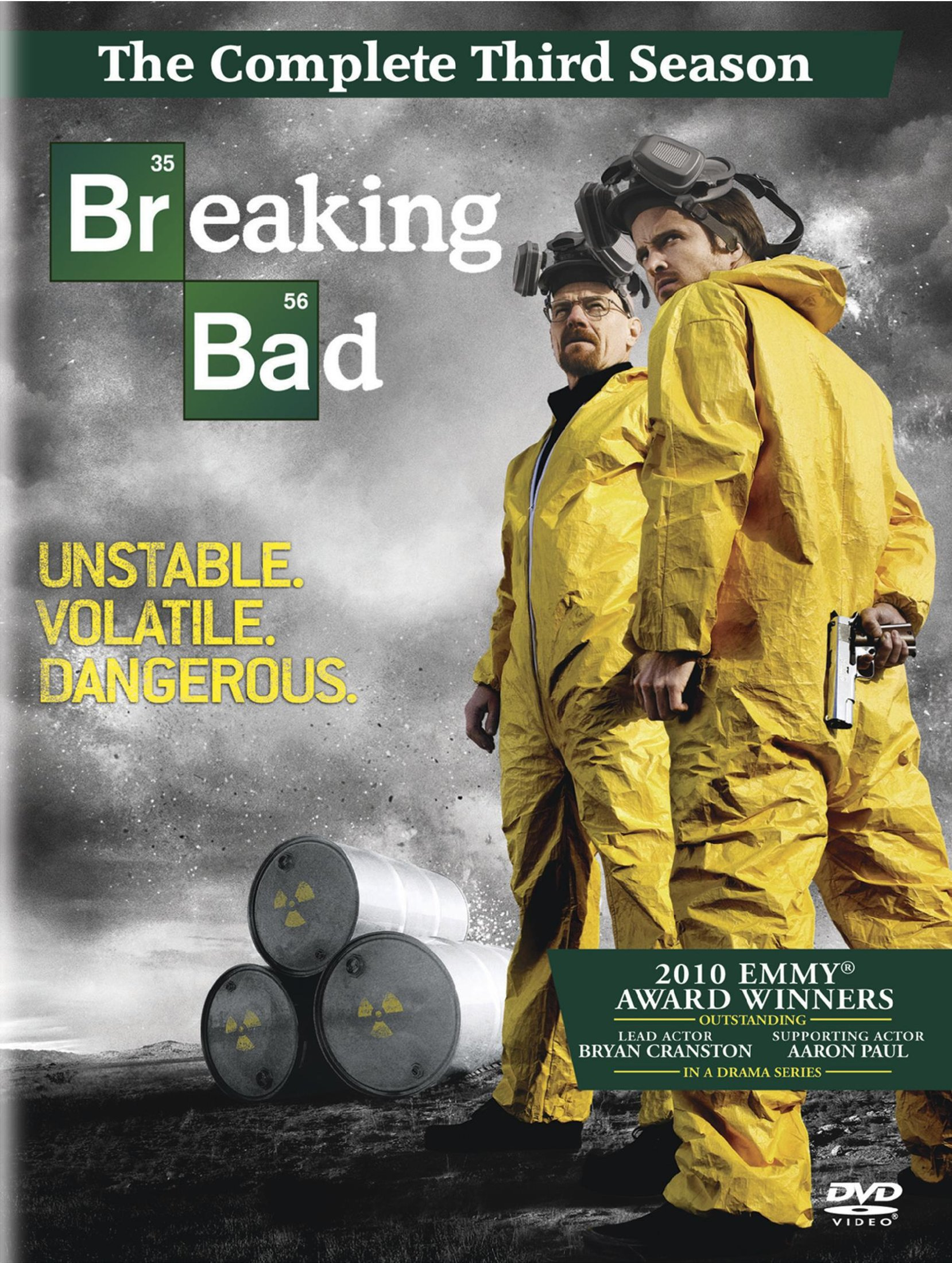 Win a 'Breaking Bad' Season 3 DVD