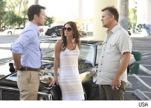 Spy Guy, Part Deux: More Intel From 'Burn Notice' Creator Matt Nix