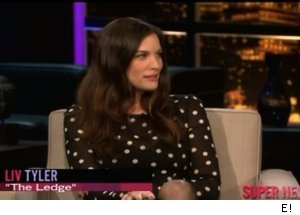 Liv Tyler, 'Chelsea Lately'