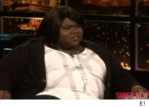 Gabourey Sidibe, 'Chelsea Lately'