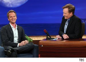 Conan O'Brien, Neil Patrick Harris