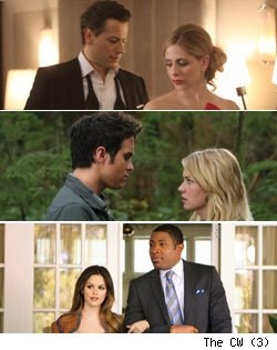 The CW's Ringer, The Secret Circle & Hart of Dixie