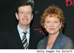 Dylan and Becky Ann Baker