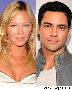 Kelli Giddish &amp; Danny Pino