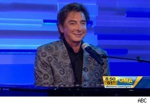 Barry Manilow performing 'Bring On Tomorrow' on 'Good Morning America'