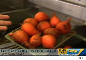 Fried Kool Aid on 'Good Morning America'