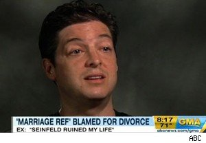 Howie Kohlenberg claims 'The Marriage Ref' ruined his marriage on 'Good Morning America'