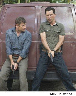 Grant Show Jeffrey Donovan