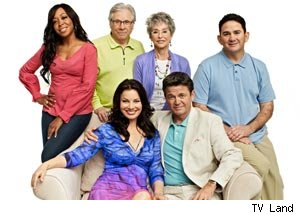 Happily Divorced cast
