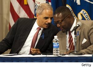 Attorney General Eric Holder Demands 'The Wire' Return for Sixth Season