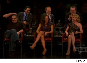 the cast of 'Modern Family' - 'Inside the Actors Studio'
