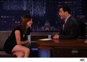 Molly Shannon, 'Jimmy Kimmel Live'