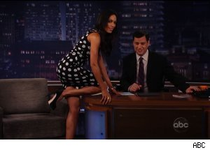 Rosario Dawson, 'Jimmy Kimmel Live'
