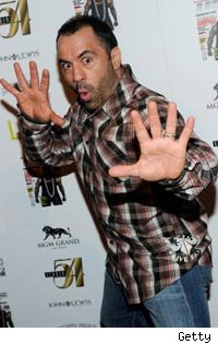 Joe Rogan Signs On To Host 'Fear Factor' Revival