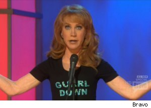 'Kathy Griffin: Gurrl Down'