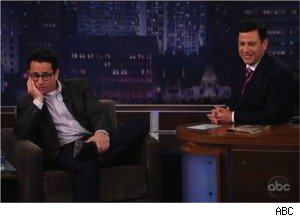 J.J. Abrams on 'Jimmy Kimmel Live'