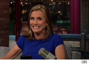Meredith Vieira, 'Late Show with David Letterman'