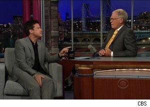 Jason Bateman, 'Late Show with David Letterman'