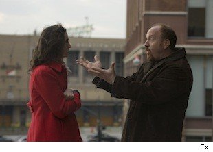 Review: 'Louie' Is a Strangely Sublime Slice of One Guy's Life
