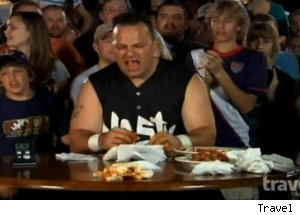 Jerry Sags, 'Man v. Food Nation'