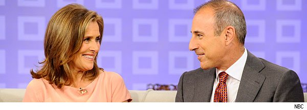 Meredith Vieira &amp; Matt Lauer 