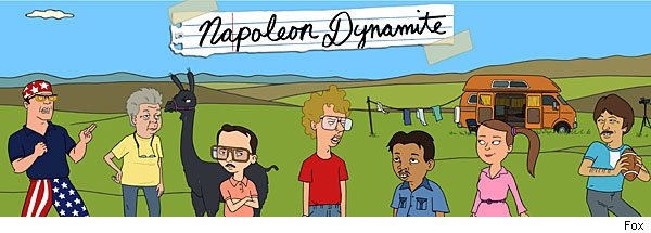 Fox's 'Napoleon Dynamite'