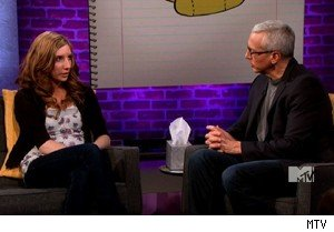 Kayla and Dr. Drew on '16 and Pregnant'