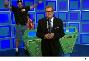 Mark wins some trips on 'The Price Is Right'