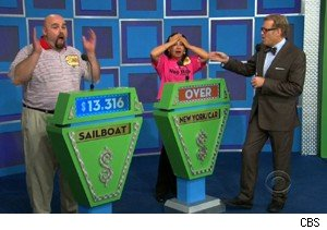 Edwin beats Donna on 'The Price Is Right'