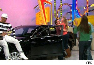 A man and his new Cadillac on 'The Price Is Right'