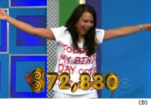 Contestant wins double showcases on 'The Price Is Right'