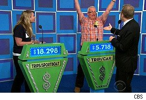 Man wins a car and trip to Florida on 'The Price Is Right'