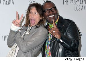 Steven Tyler, Randy Jackson American Idol