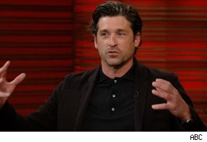 Patrick Dempsey on 'Live With Regis and Kelly'