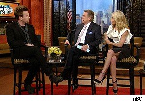 Ewan McGregor on 'Live With Regis and Kelly'