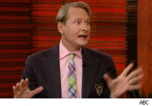 Carson Kressley on 'Live With Regis and Kelly'