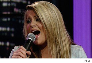 Lauren Alaina on 'Live With Regis and Kelly'