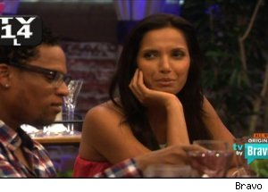 Padma Lakshmi, 'Rocco's Dinner Party'