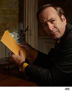 Saul Goodman, 'Breaking Bad'