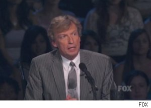 Nigel Lythgoe, 'So You Think You Can Dance'