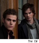 Stefan, Damon, The Vampire Diaries