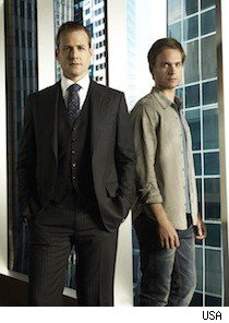 Review: With New Law Drama, USA Network 'Suits' Up