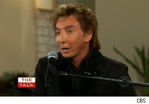 Barry Manilow on 'The Talk'