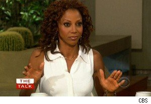 Holly Robinson Peete talks about '21 Jump Street' on 'The Talk'