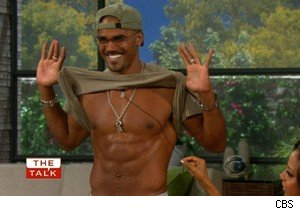 Shemar Moore on 'The Talk'