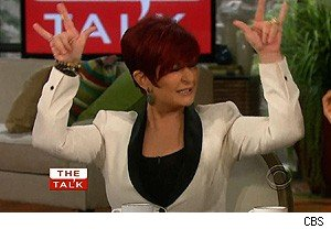 Sharon Osbourne on 'The Talk'