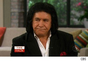 Gene Simmons says it's time to grow up on 'The Talk'